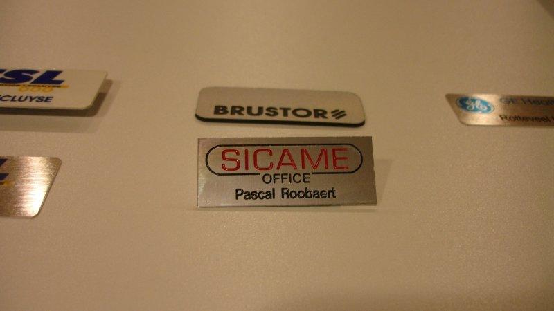 Name badge or name tag | WP international