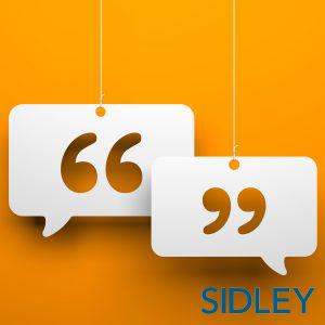 Developing Communication Sidley