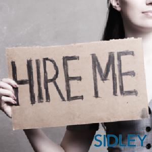 The Job Application Process Sidley
