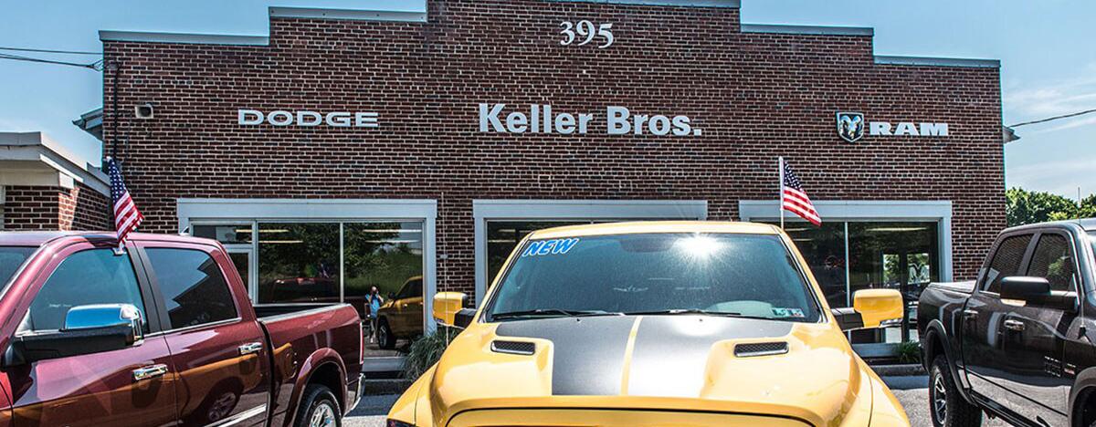 Keller Bros Dodge >> About Us Keller Bros Dodge