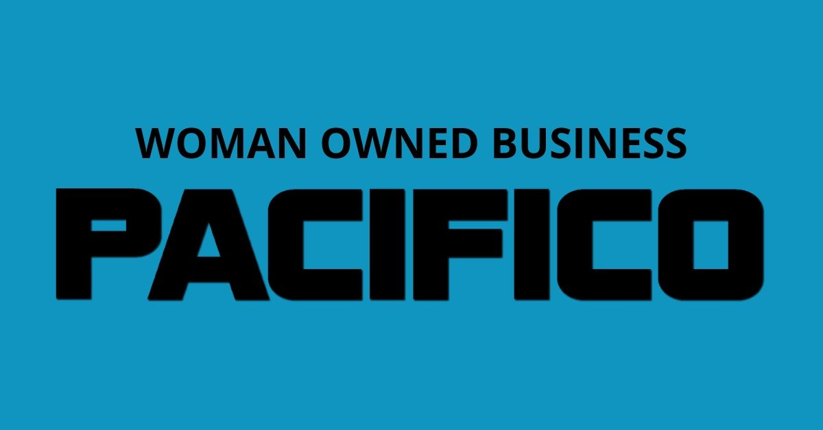 woman owned business, Pacifico