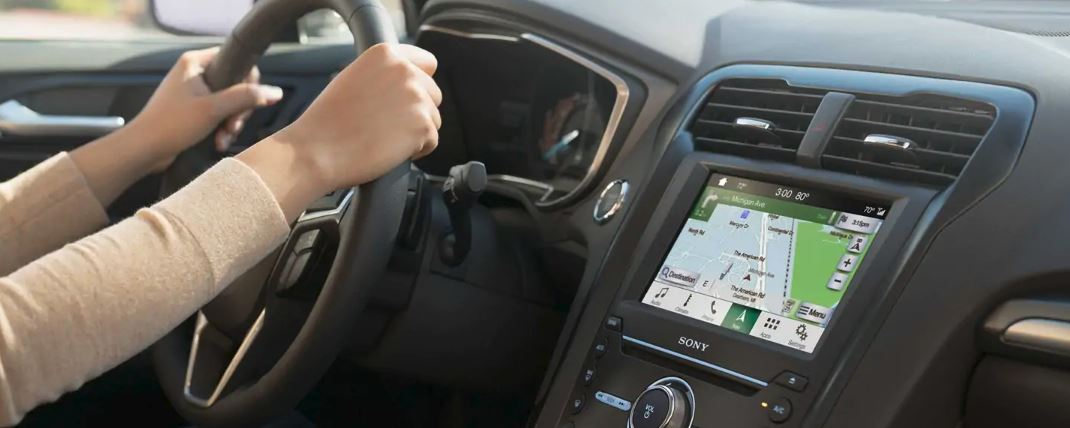 Ford SYNC 3 Apple CarPlay Android Auto