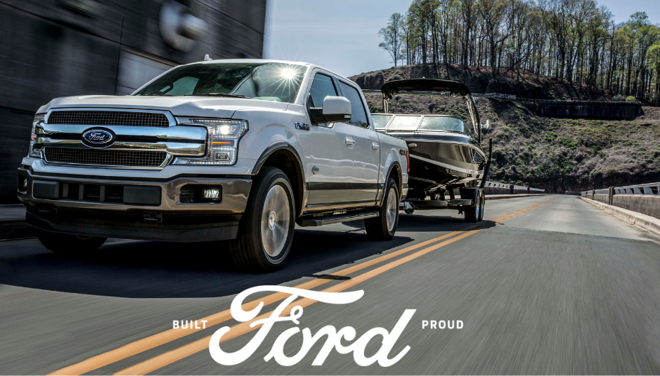 built ford proud ford f-150