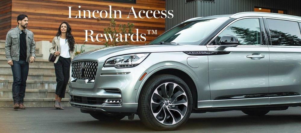 Access Rewards | Miller Lincoln