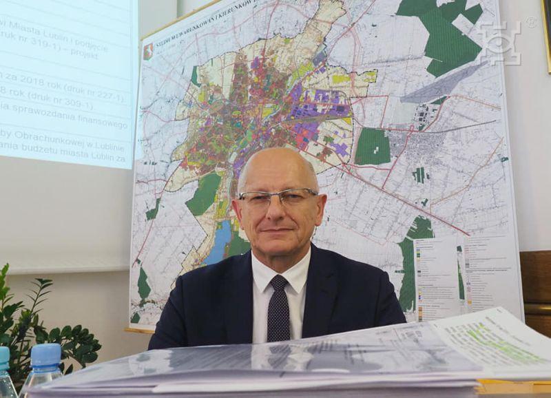Prezydent Krzysztof Żuk otrzymał absolutorium - Zdjęcie główne