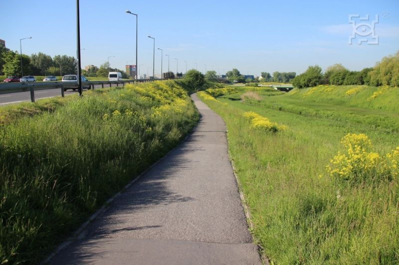 Uwaga rowerzyści! Utrudnienia na trasie rowerowej wzdłuż Bystrzycy - Zdjęcie główne