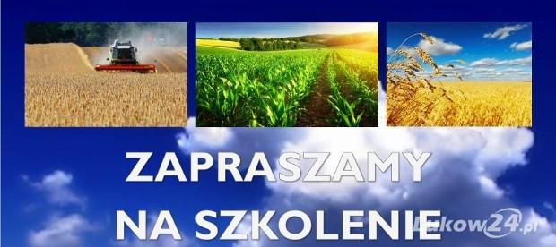 Rolniku zapisz się na szkolenie  - Zdjęcie główne