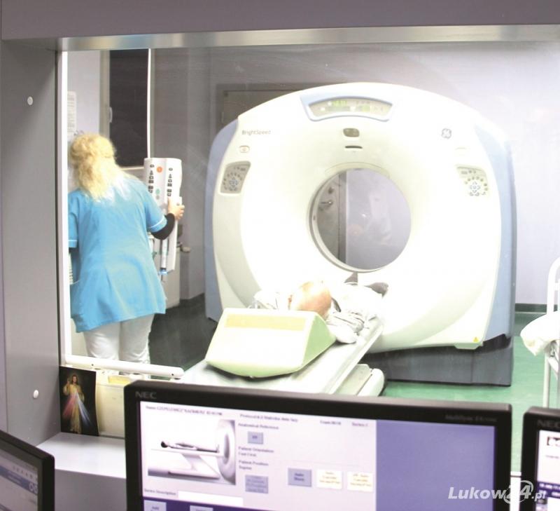 Szpital w Łukowie robi drugie podejście do kupna tomografu i mammografu - Zdjęcie główne