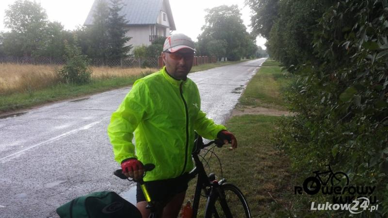 Prawie 800 km rowerem w pięć dni - Zdjęcie główne
