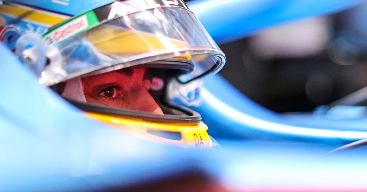 Alonso Thinks He Had A Chance For Pole Position In Russia Qualifying