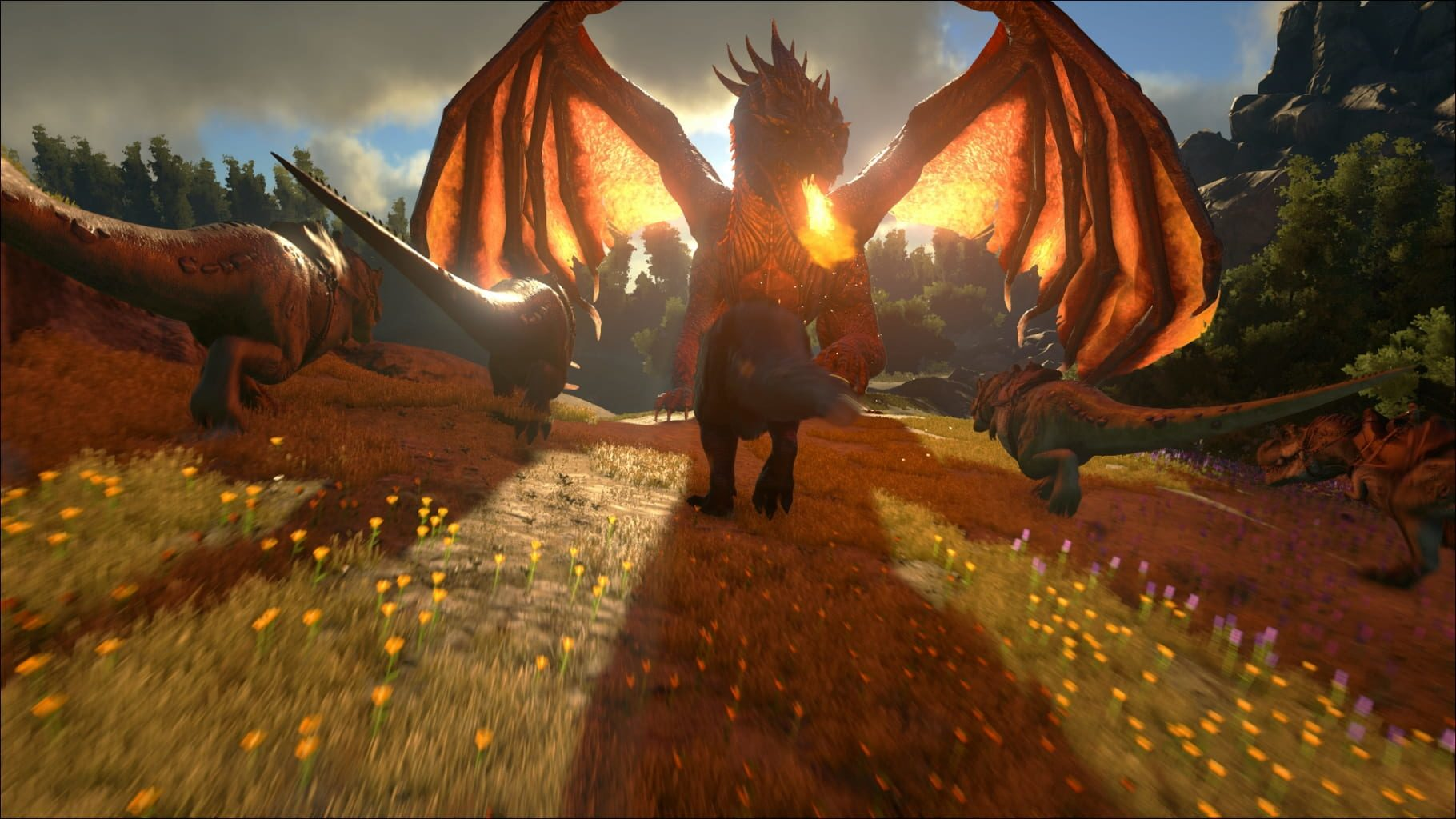 ARK: Survival Evolved | WTFast Games and Apps