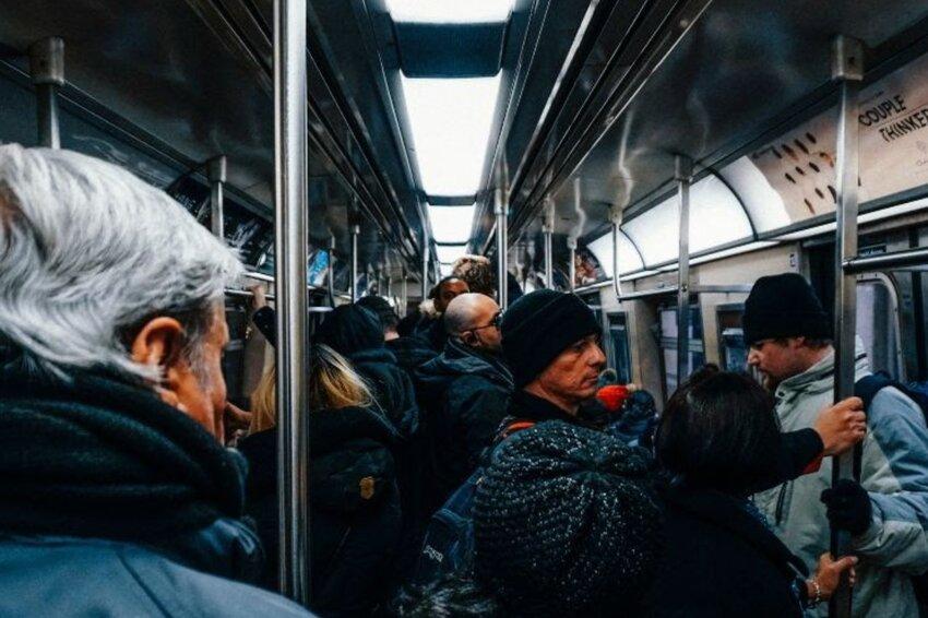 Managing Social Anxiety on the NYC Subway