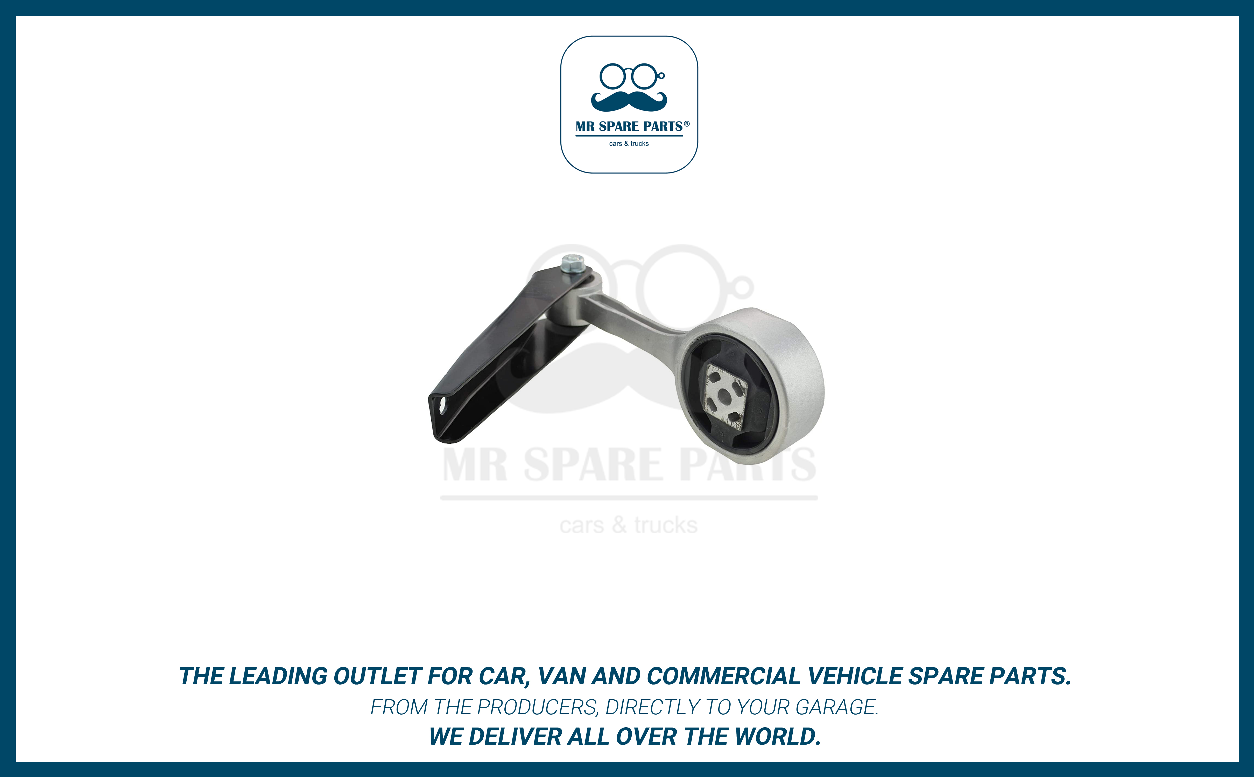 REAR GEARBOX TRANSMISSION MOUNTING FOR VW POLO SEAT SKODA 1.4 16V 6Q0199851AL