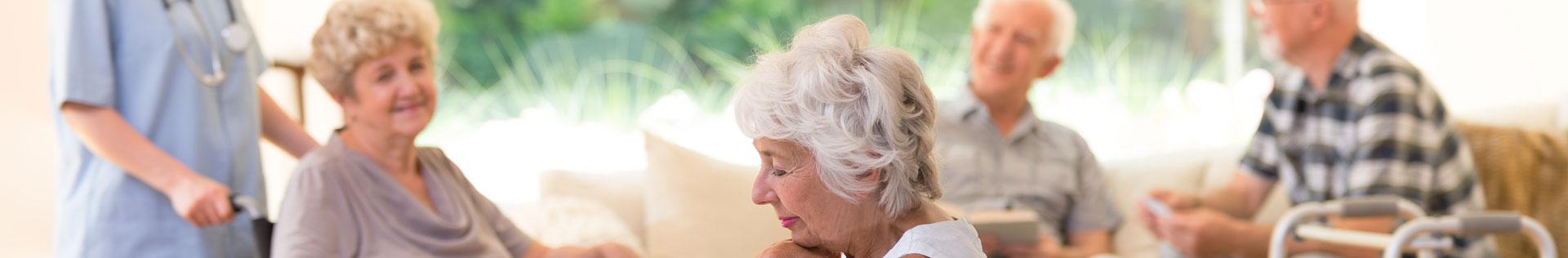 Whole Person Memory Care in Naperville Monarch Landing