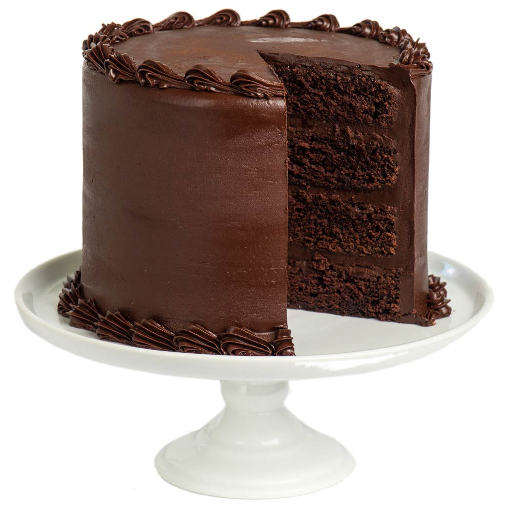 Vegan & Gluten Free Chocolate Layer Cake