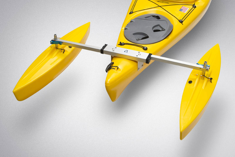 Kayak Stabilizing Outriggers