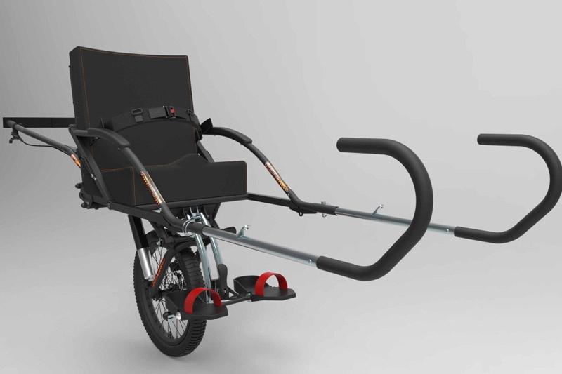 One-Wheeled Joelette