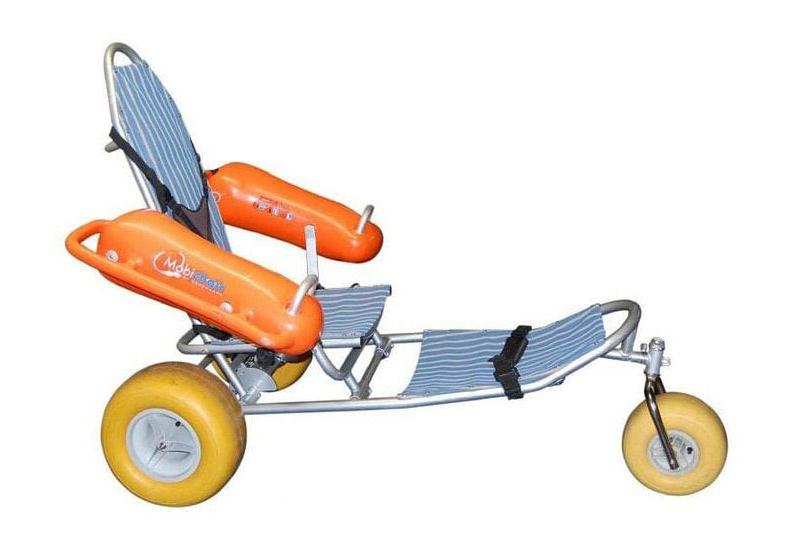 Sand / water wheelchair