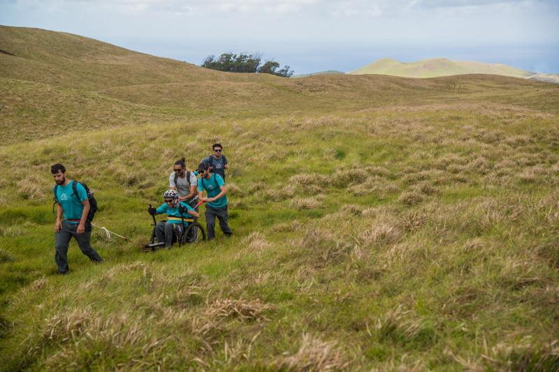 Day 4. Trekking to Terevaka Volcano thumbnail