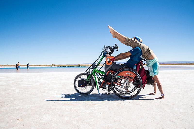 Day 1. Bike Ride to Laguna Cejar + Laguna Chaxa Visit thumbnail