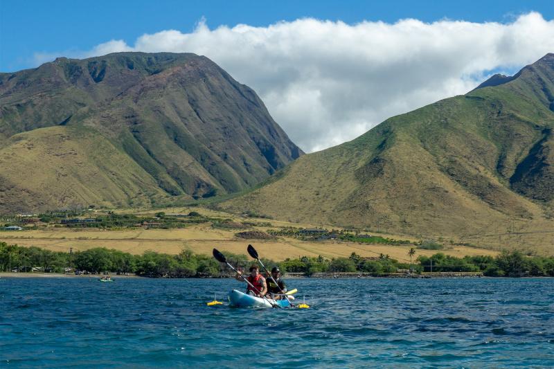 Adventure Maui, Hawaii (4 days/3 nights)