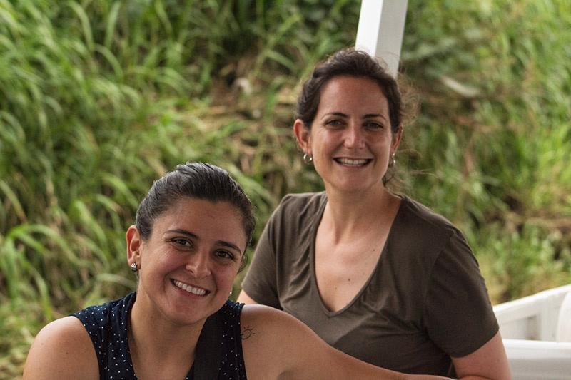 Day 2. River Tarcoles boat tour