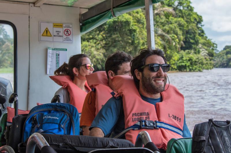 Day 2. Tortuguero Boat Ride