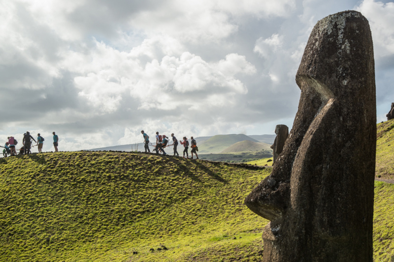 Easter Island, Chile (5 days/4 nights)