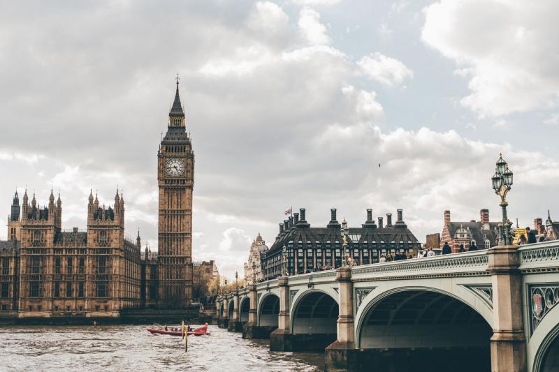 Day 2. London City tour. Big Ben