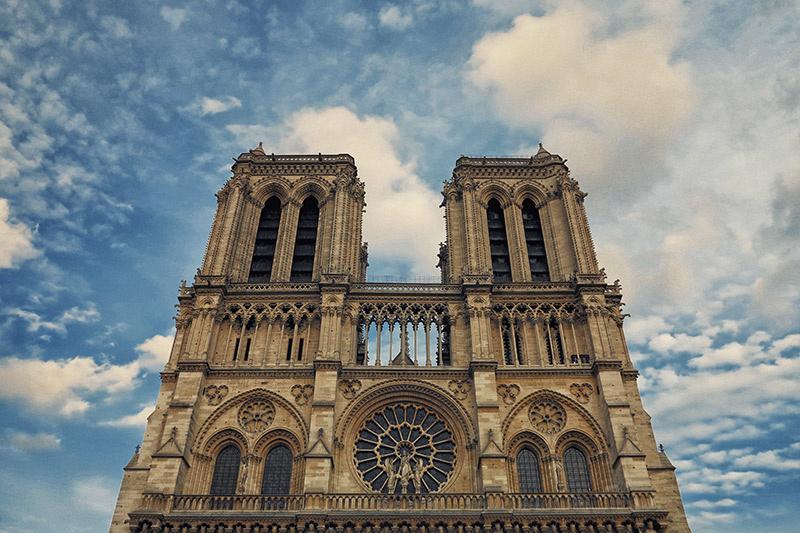 Day 2. City tour. Notre Dame