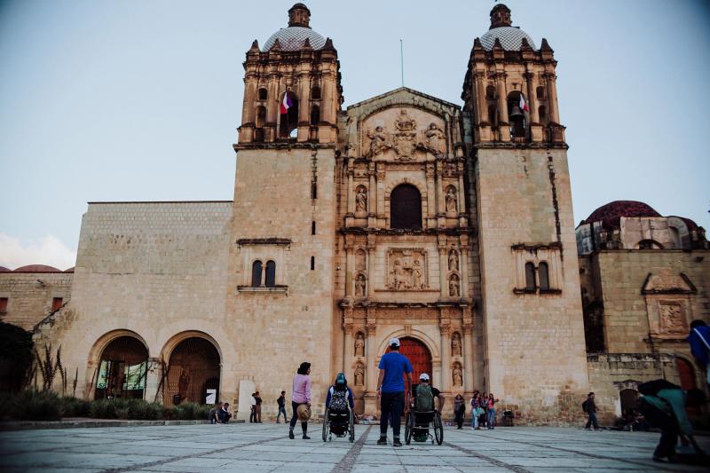 Oaxaca (5 days/4 nights)