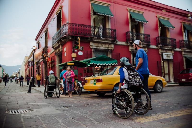 Day 1. Downtown Oaxaca City Tour
