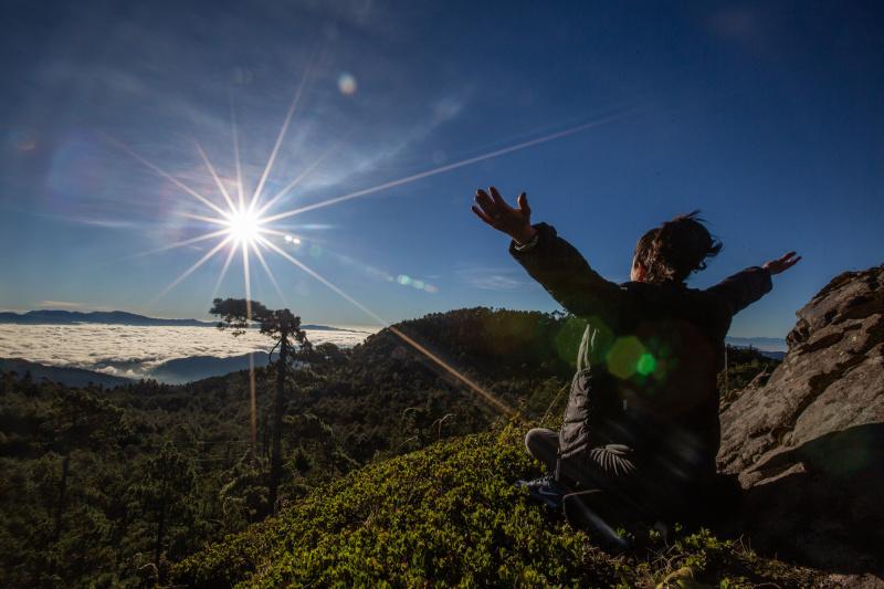 Day 3. Epic Sierra Norte Sunrise