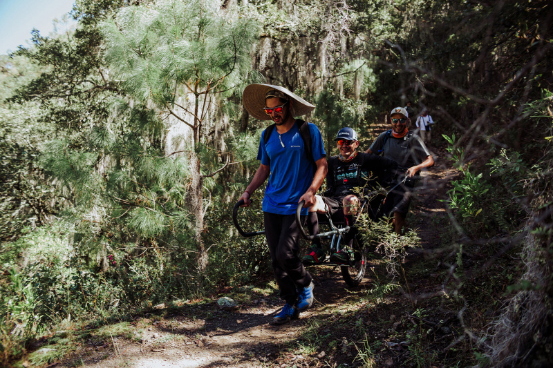 Day 3. Trekking to Lachatao