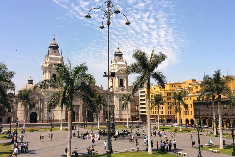 Lima 5-star hotel (3 days/2 nights)