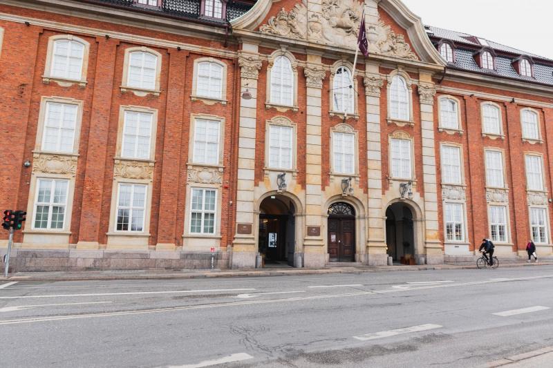Villa Copehagen front view