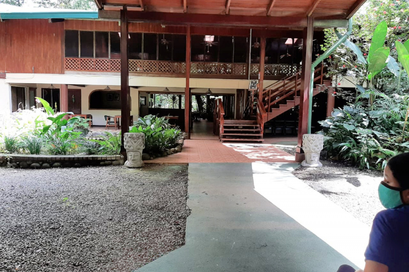 Guest and accessible pathways
