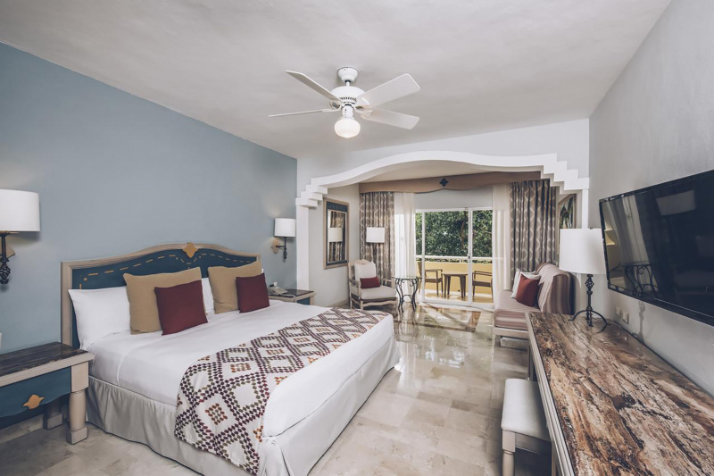 Accessible rooms with king bed