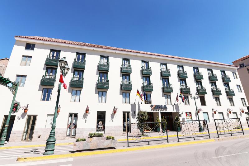 Hotel Xima Building