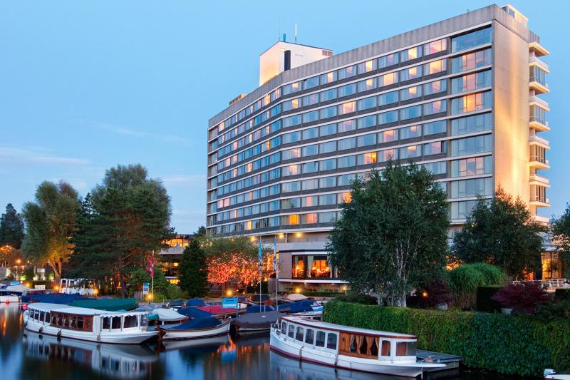Hilton Amsterdam exterior