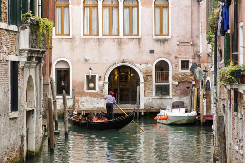 Palazzo Ducale Canal