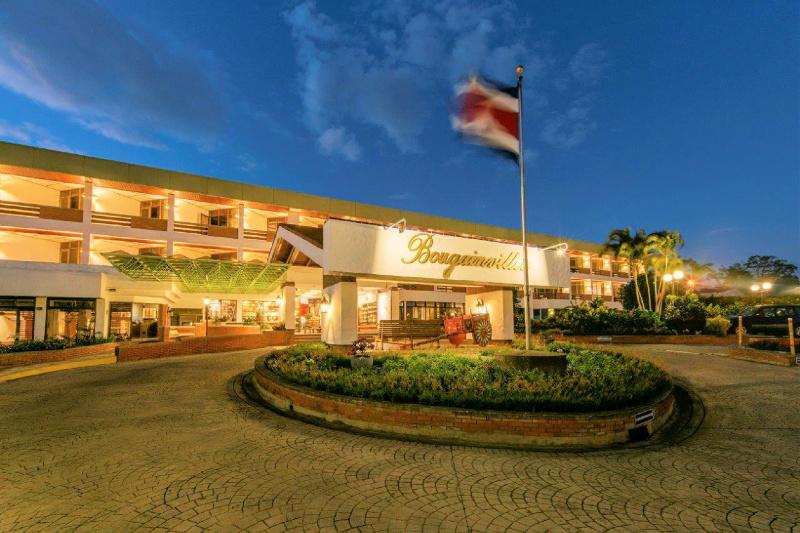 Hotel Bougainvillea exterior