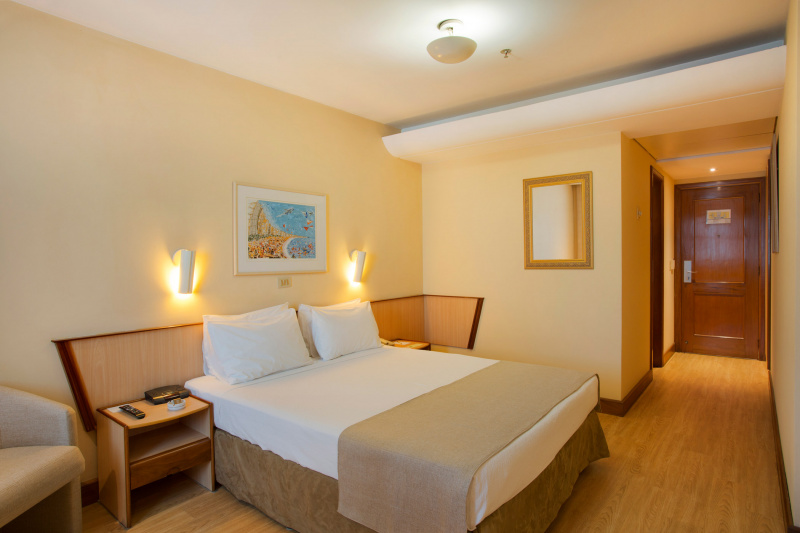 Accessible superior double room.