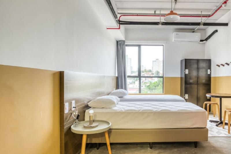 Accessible room at Selina Madalena