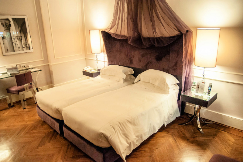 Accessible Deluxe Double Room