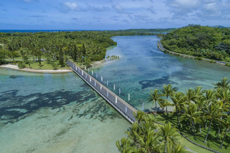 Road to Yanuca Island