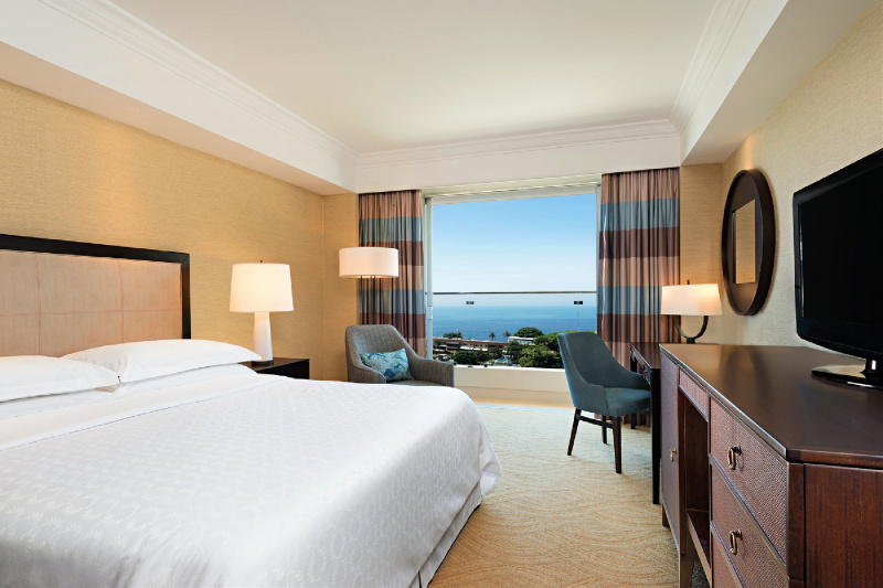 Accessible classic room ocean view