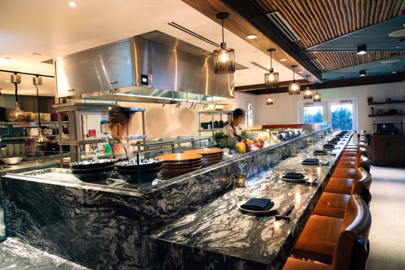Azabu Miami Beach restaurant