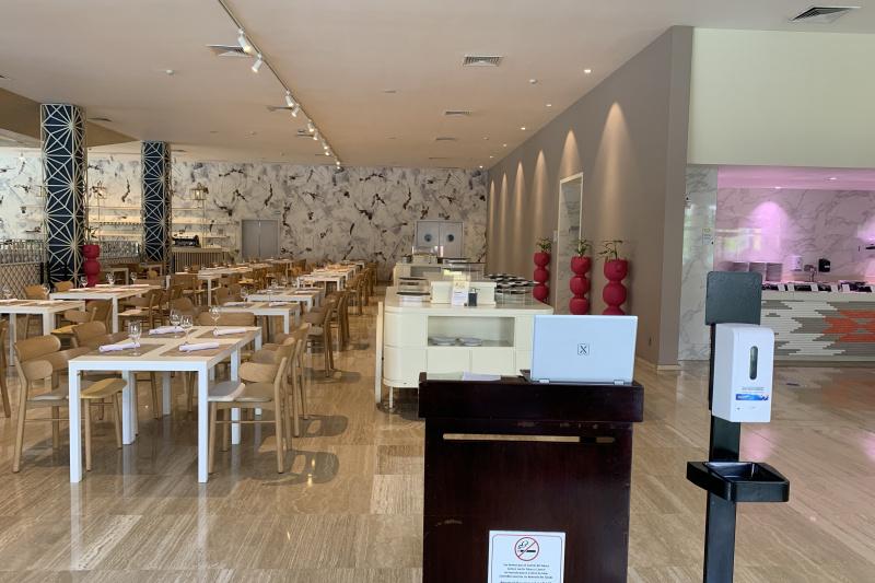 The Dalia restaurant