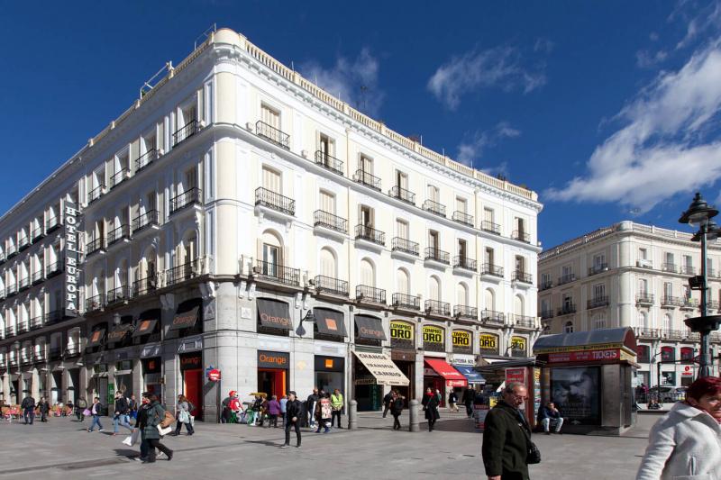 Hotel Europa building